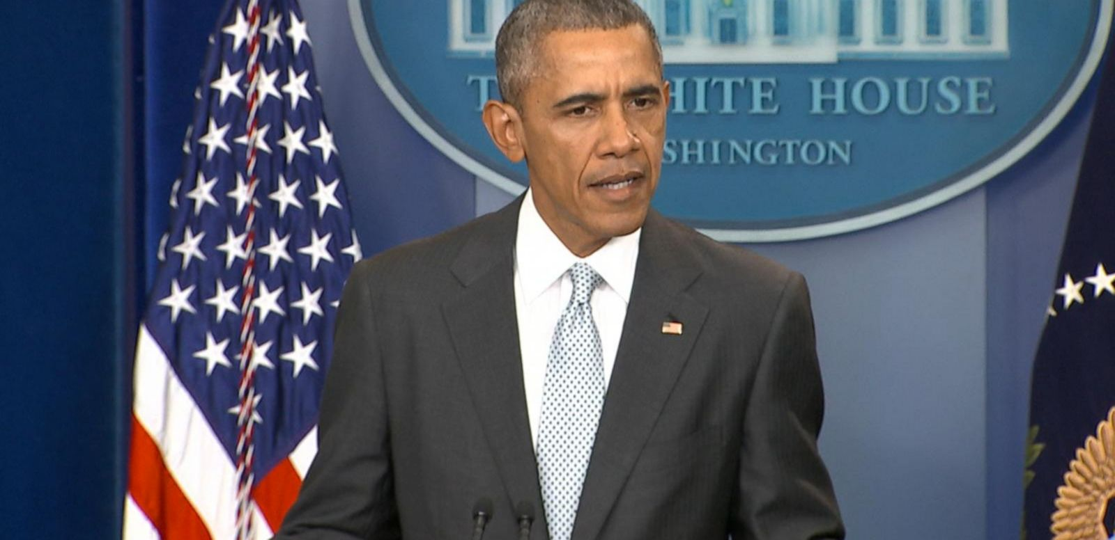 VIDEO: President Obama Stands Behind France After Deadly Attacks