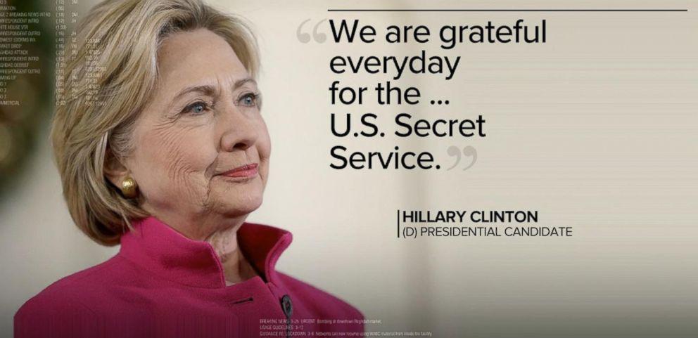 VIDEO: Four Secret Service Agents Guarding Hillary Clinton Die in a Car Crash