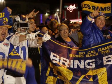 Watch:  Index: NFL Rams Moving Back to L.A.