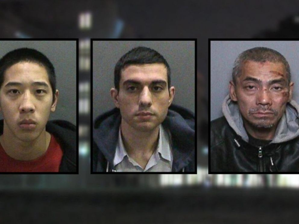 VIDEO: California Fugitives Still on the Run, Considered Dangerous