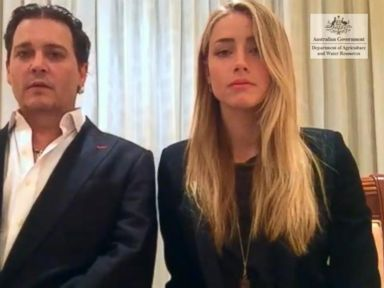 Watch:  A Movie Star Couple Shoots a Hostage Video Apologizing to an Entire Continent