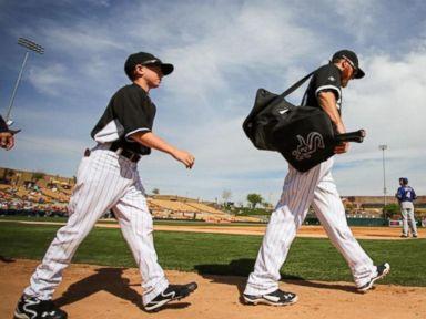 Watch:  Adam LaRoche Chooses Family Over Baseball