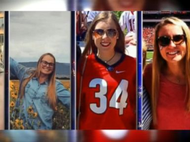 Watch:  Four Sorority Sisters Killed in a Head-on Collision in Georgia