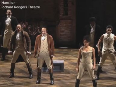 Watch:  Thousands Audition for Broadway Hit Hamilton