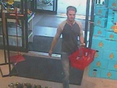 Watch:  Index: FBI Arrests Man Seen on Surveillance Allegedly Poisoning Food