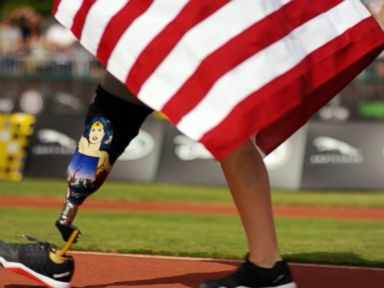 Watch:  America Strong: A Look at the Heroes Triumphing at the Invictus Games
