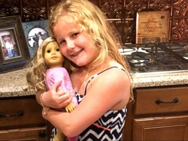 Watch:  10-Year-Old Receives Doll with Matching Prosthetic Leg