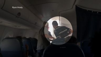 VIDEO: Index: Unruly Passenger Forces a Plane to Make an Emergency Landing