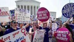 VIDEO: World News 06/27/16: Supreme Court Strikes Down Texas Abortion Law