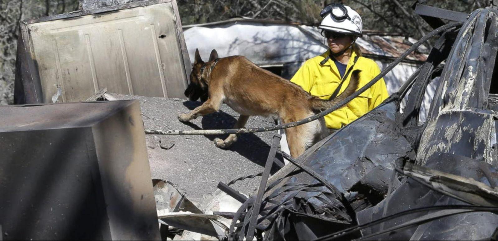 VIDEO: California Wildfire Destroys 200 Homes So Far