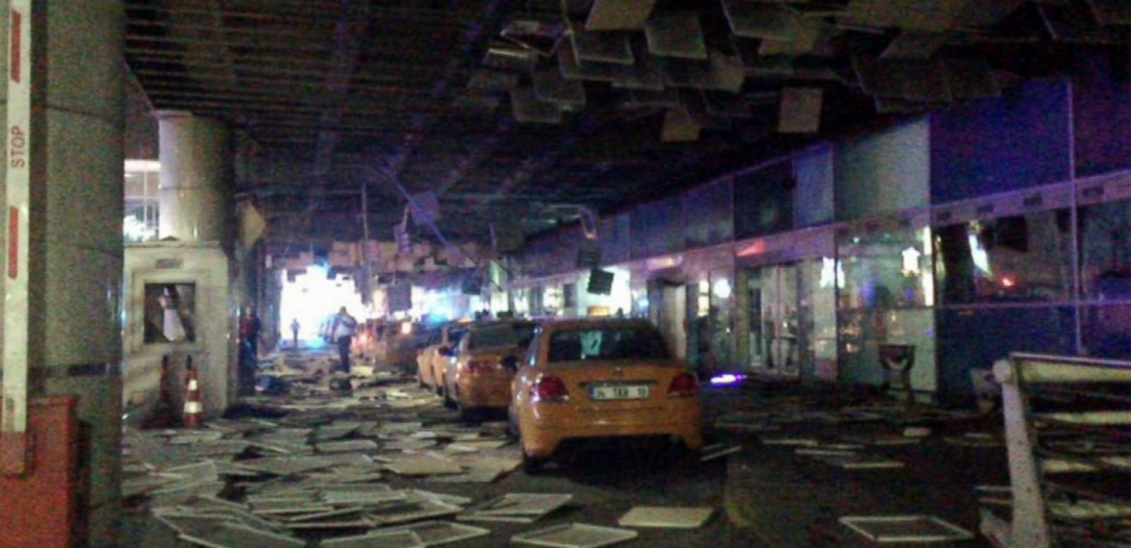 VIDEO: At Least 2 Dozen People Dead After Terror Attack at Istanbul Airport
