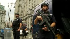 VIDEO: US Cops on Alert in Wake of Istanbul Attack