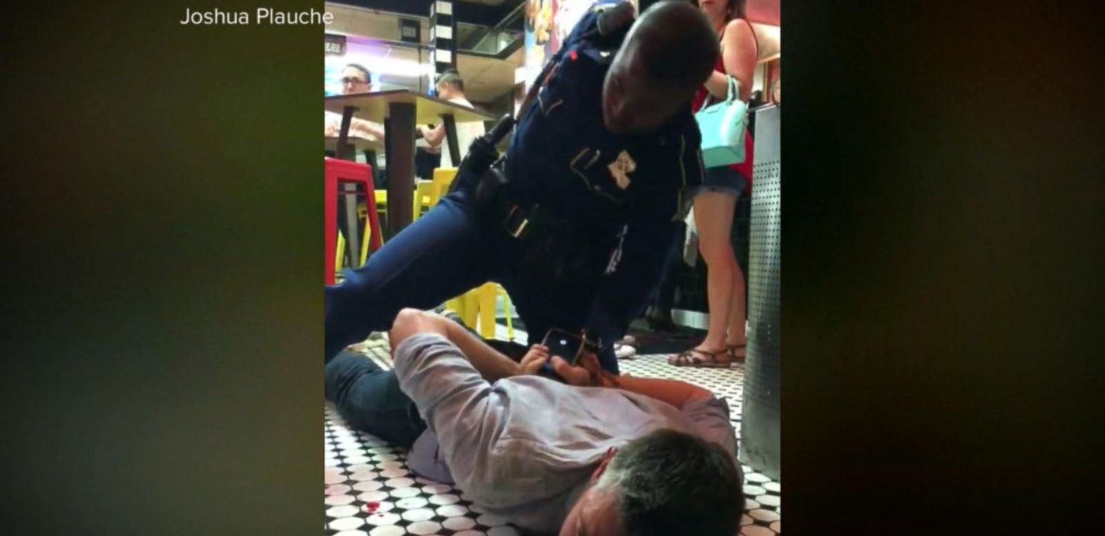 VIDEO: Official Say Trooper Seen Body Slamming Man In New Orleans Acted Appropriately