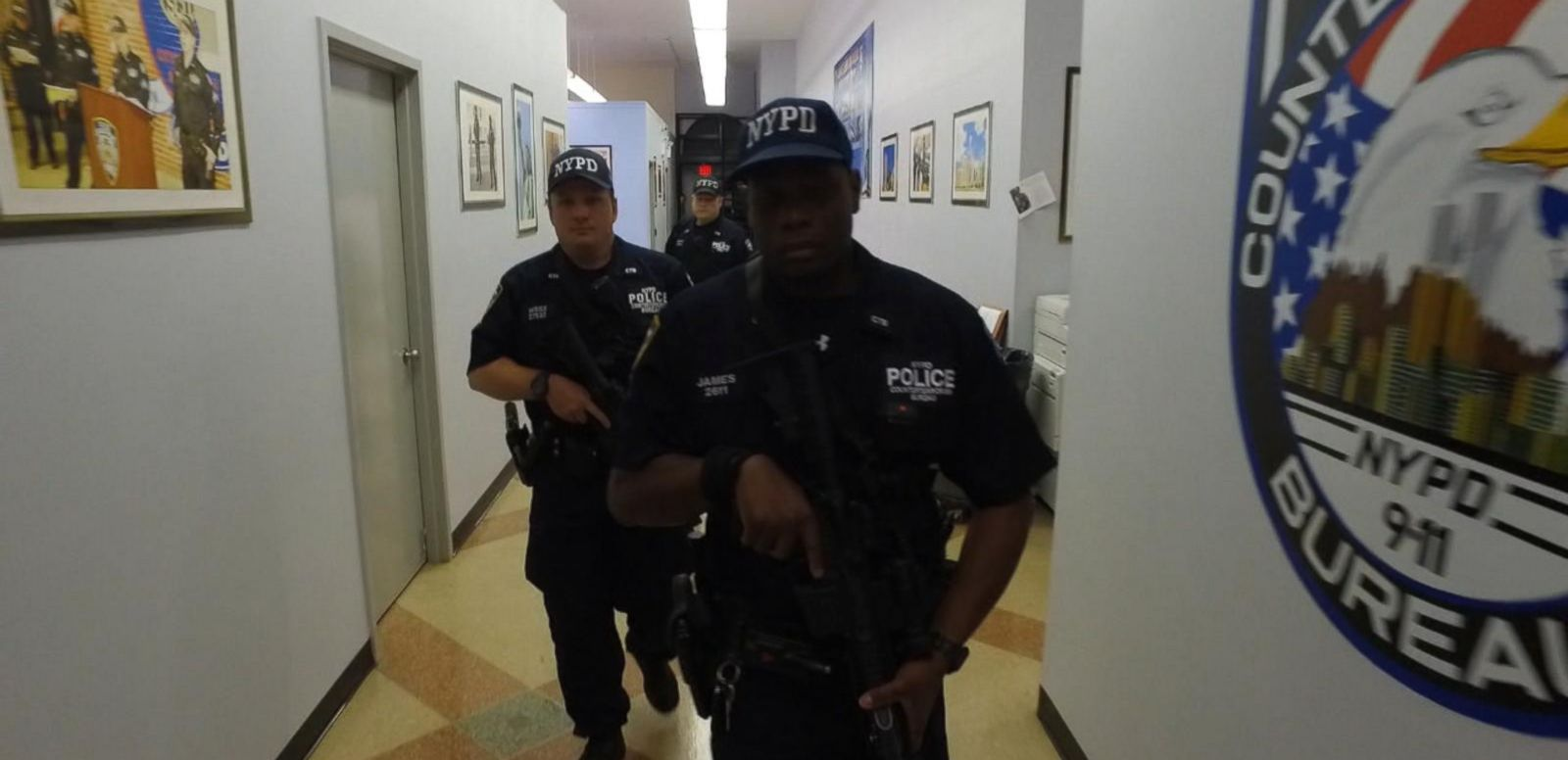 VIDEO: Go Inside the NYPD's Counterterror Operation