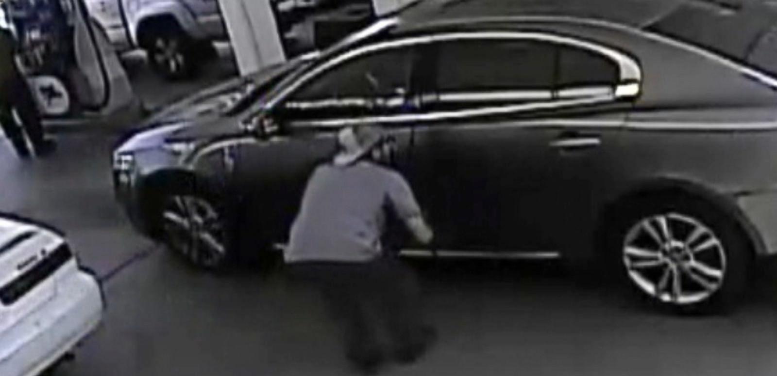 VIDEO: Authorities Warn of 'Slider' Thieves
