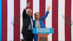 VIDEO: Sen. Bernie Sanders Has Endorsed Hillary Clinton for President