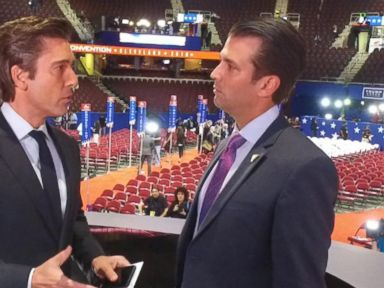 WATCH:  World News 07/19/16: Donald Trump Jr. Makes the Case for His Father at the RNC