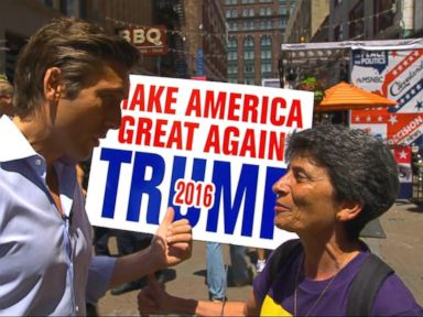 WATCH:  World News 07/20/16: Trump Fever Takes Hold in Cleveland