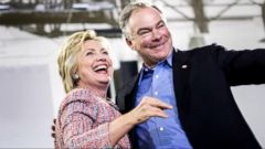 VIDEO: Hillary Clinton Veepstakes: Tim Kaine Chosen