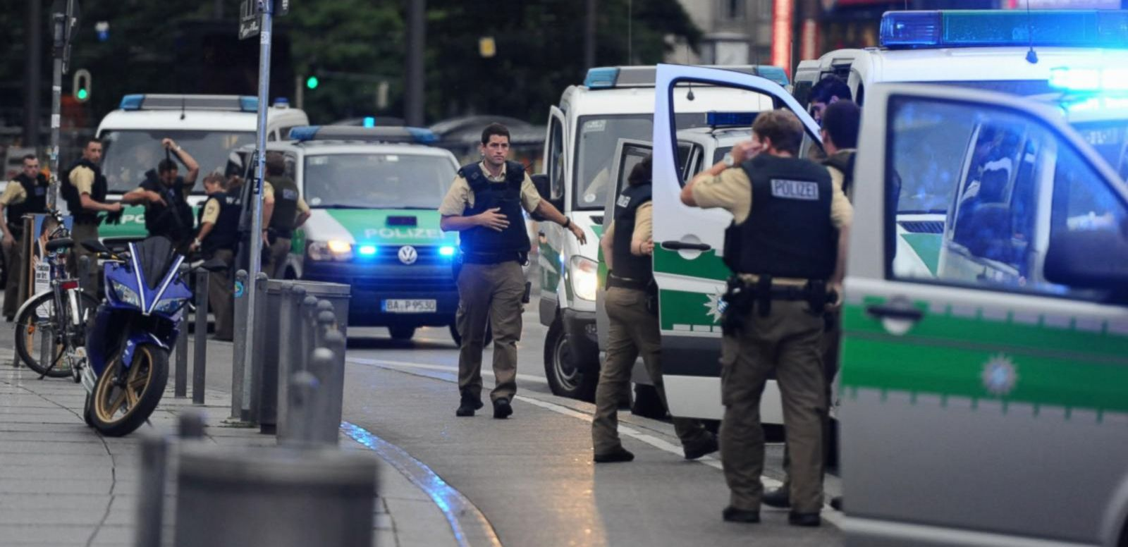VIDEO: Authorities Rule Out Terror in Munich Massacre