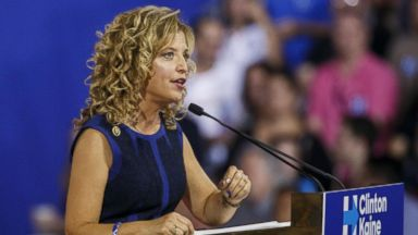 VIDEO: World News 07/24/16: Debbie Wasserman Shultz Resigns on the Eve of the Democratic National Convention