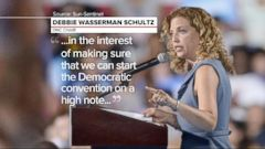 VIDEO: DNC Dissention and Chaos