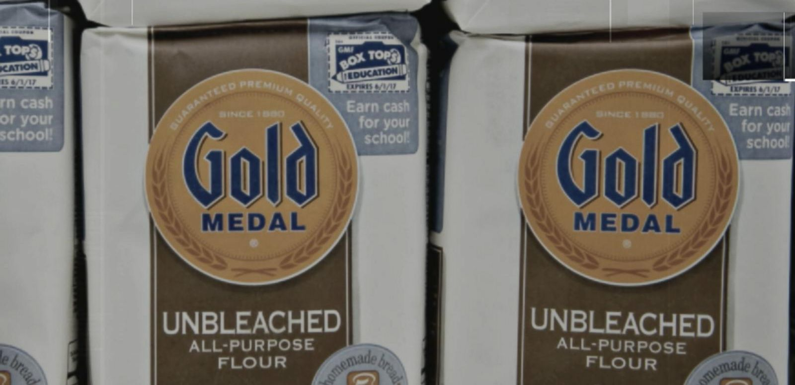 VIDEO: Index: General Mills Flour Linked to 46 Illnesses in 21 State