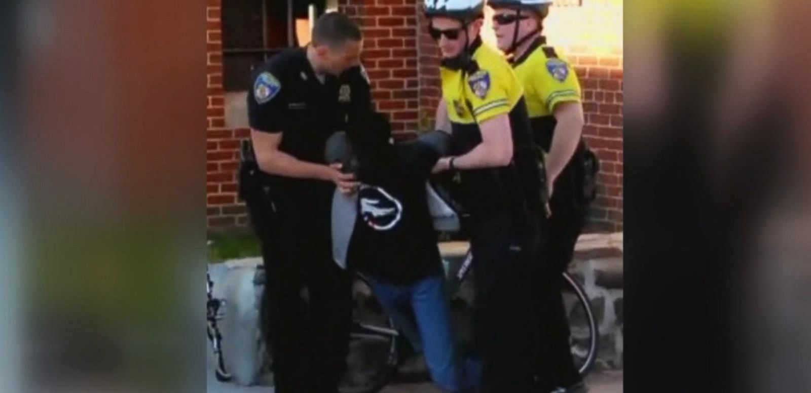 VIDEO: Prosecutors Drop All Charges Against Remaining Officers in the Death of Freddie Gray