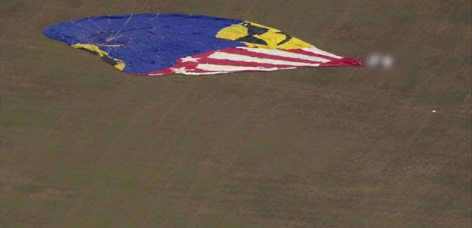 VIDEO: Hot Air Balloon Strikes Electric Lines, Killing 16 Passengers