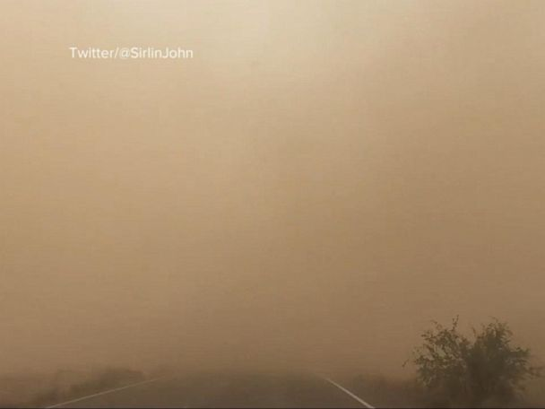 WATCH:  Severe Summer Weather Hits the Southwest