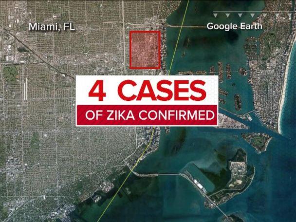 WATCH:  Zika Virus Arrives in Florida