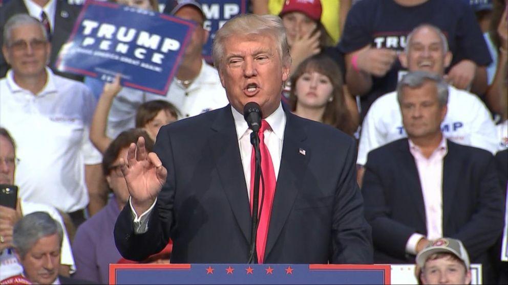 Reports of Turmoil Inside the Donald Trump Camp Video ...