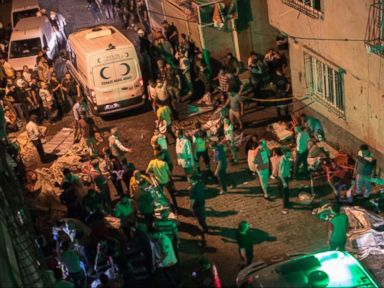 WATCH:  World News 06/21/16: Suicide Bomber Kills Dozens at Turkish Wedding