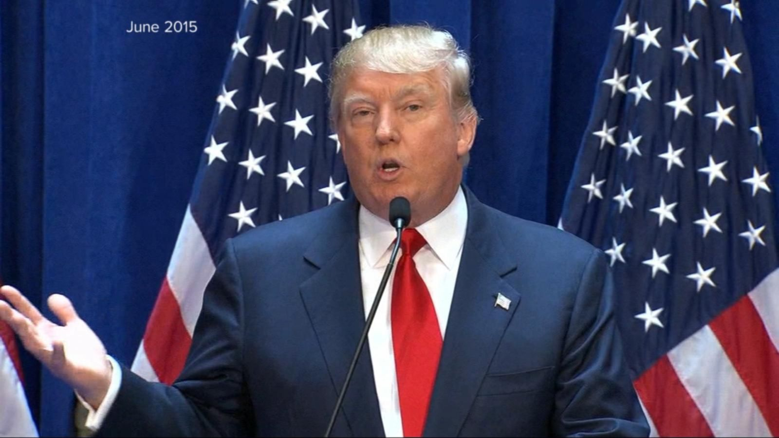 VIDEO: Donald Trump Says Immigration Policy Will Be Fair but Firm Answer