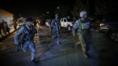 VIDEO: American University in Kabul Attacked by Gunmen
