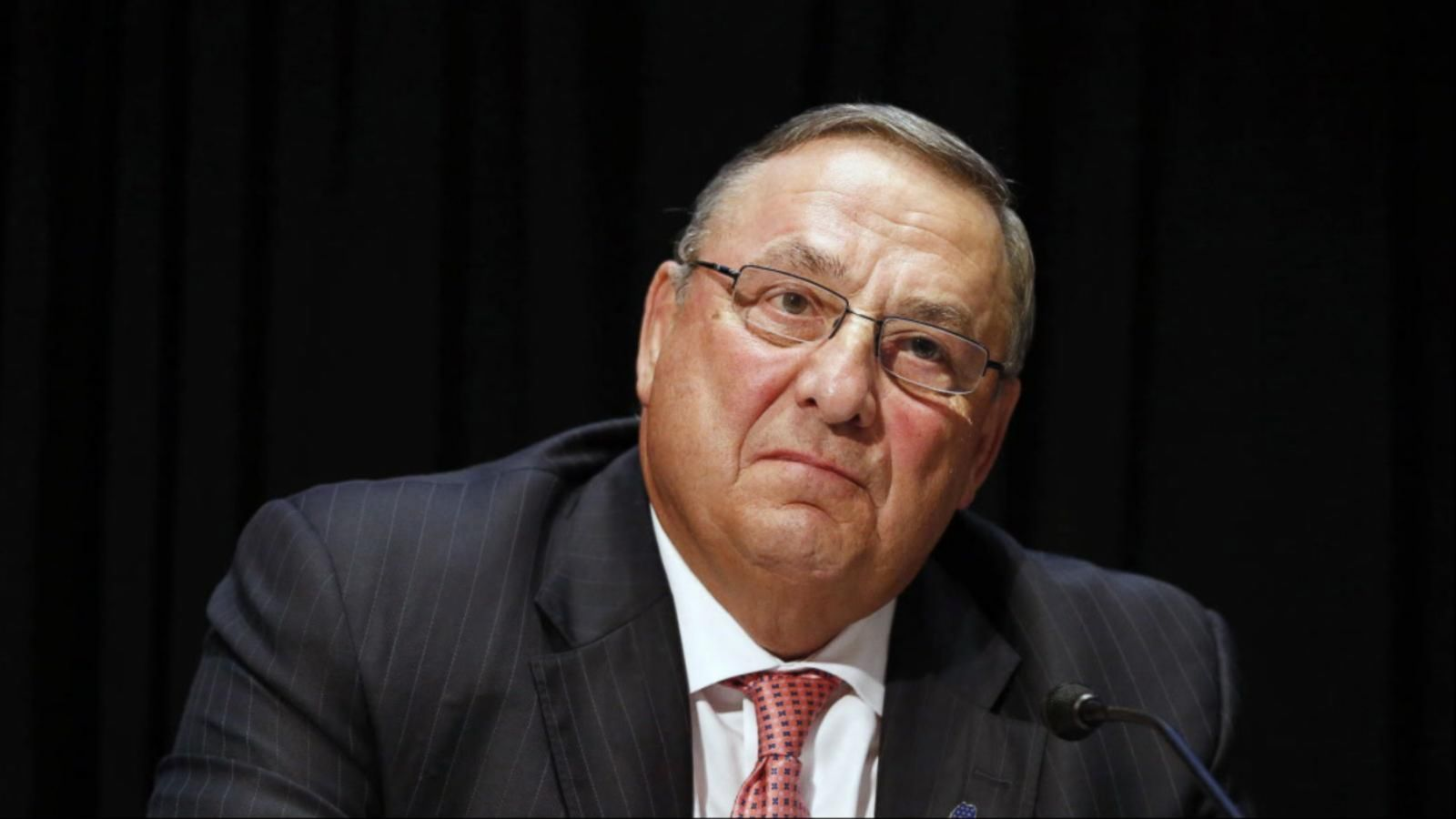 VIDEO: Governor Paul LePage Under Fire for Leaving a Profanity-Laced Voicemail for a State Lawmaker