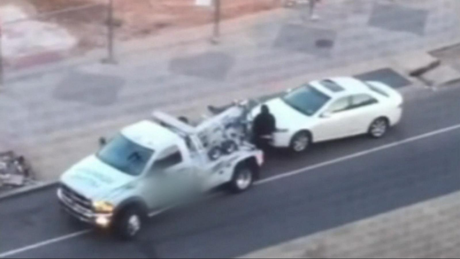 VIDEO: Philadelphia Towing Company Accused of Setting Traps for Unsuspecting Drivers