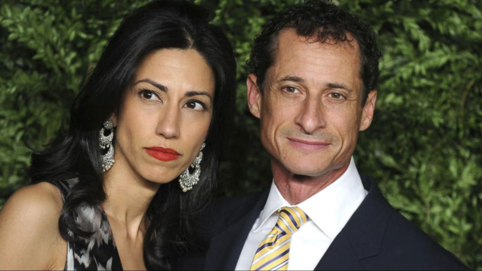 VIDEO: Huma Abedin Splits With Anthony Weiner Following Another Sexting Scandal