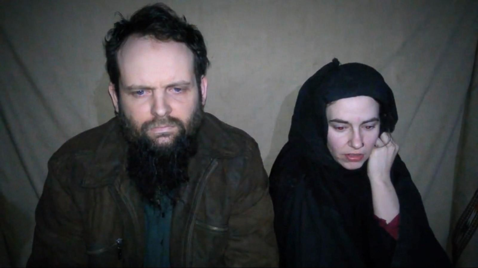 VIDEO: American Hostage of Taliban Appears in New Video