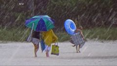 VIDEO: World News 08/30/16: Tropical Storm Reaches Florida Coast