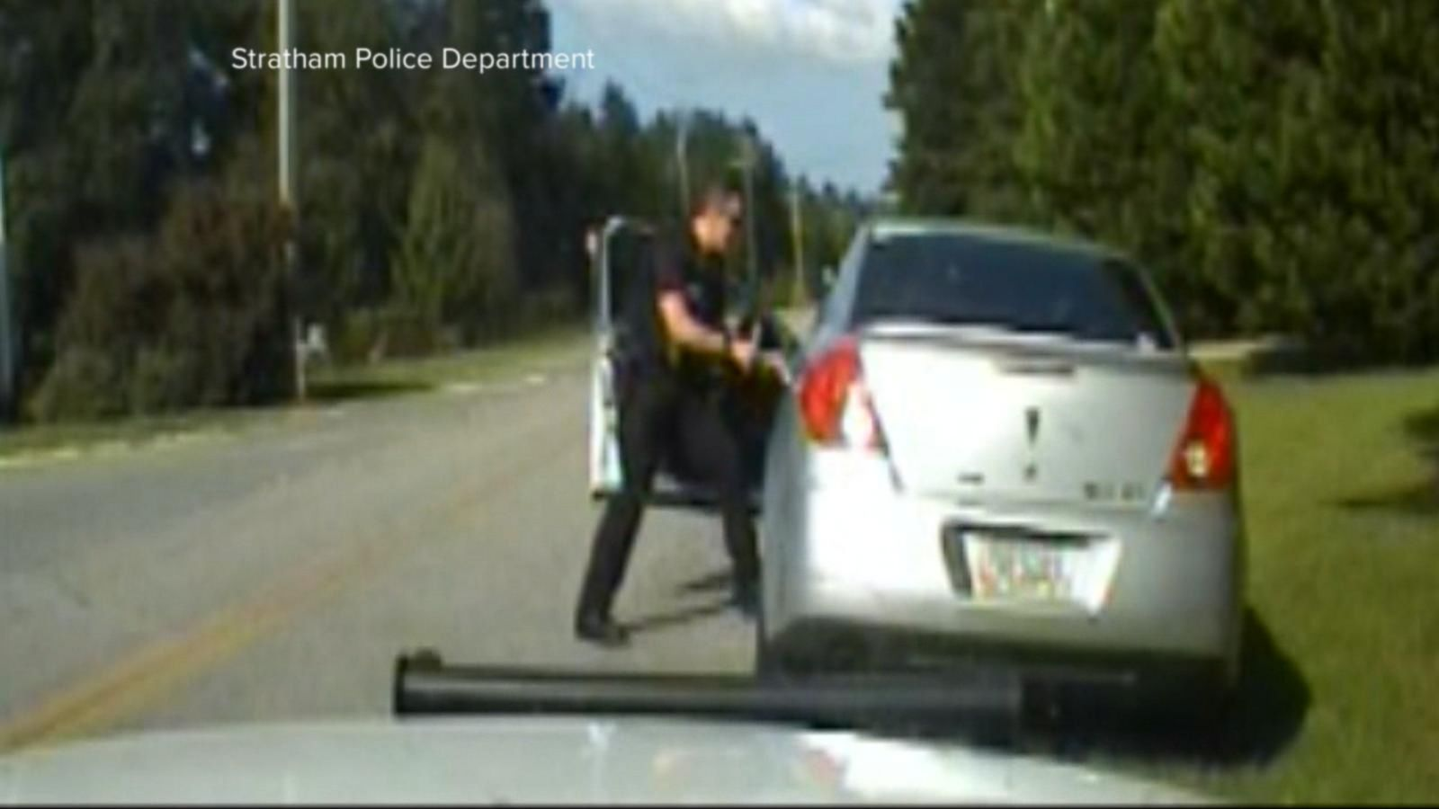 VIDEO: Index: Police Officer Dragged Behind Vehicle During a Traffic Stop