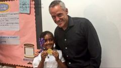 VIDEO: 7-Year-Old Finds, Returns Olympic Gold Medal