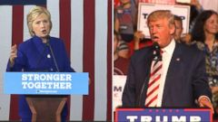 VIDEO: 09/25/16: With 2 Points Separating Them, Clinton and Trump Spend the Weekend Preparing for First Debate