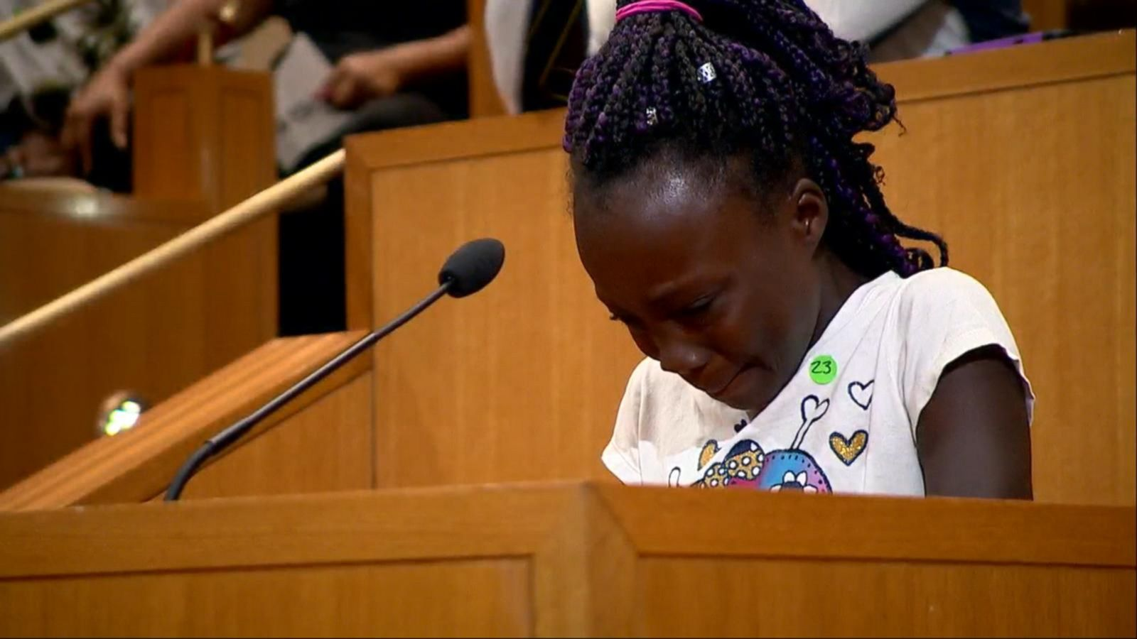 VIDEO: 9-Year-Old Speaks Out on Charlotte Unrest