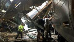 VIDEO: NJ Train Crashes in Hoboken Station During Rush Hour