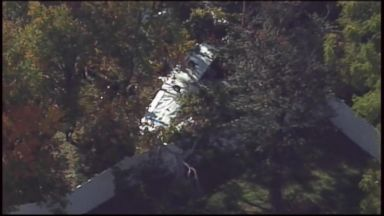 VIDEO: Index: Small Plane Crashes in New Jersey Neighborhood