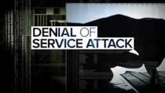 VIDEO: Massive Cyber Attack Knocks Out Major Websites