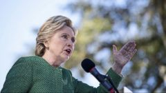VIDEO: Hillary Clinton Campaigns Hard in Longtime Republican Strongholds