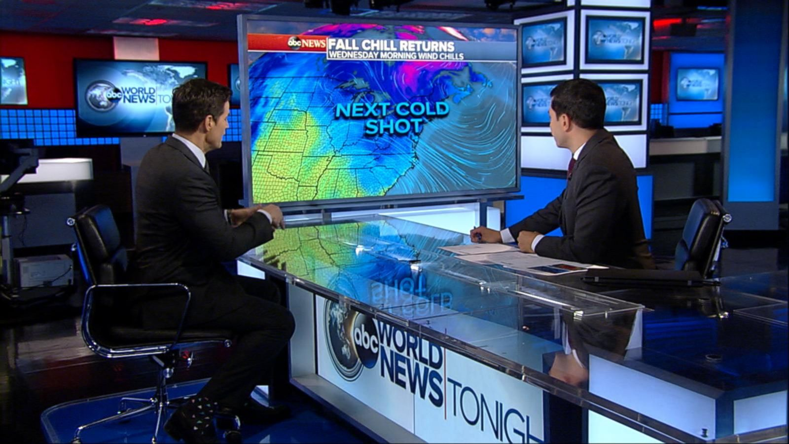 VIDEO: A Big Chill Is Moving Across the United States This Week