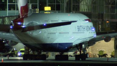VIDEO: World News 10/25/16: Sick Crew Forces Emergency Landing of British Airways Flight